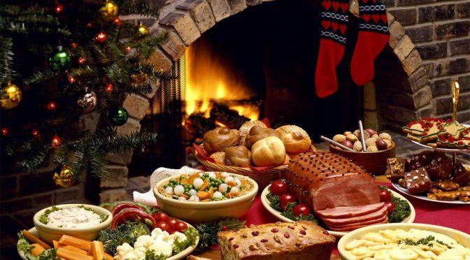 Julefrokost den 5. december 2017