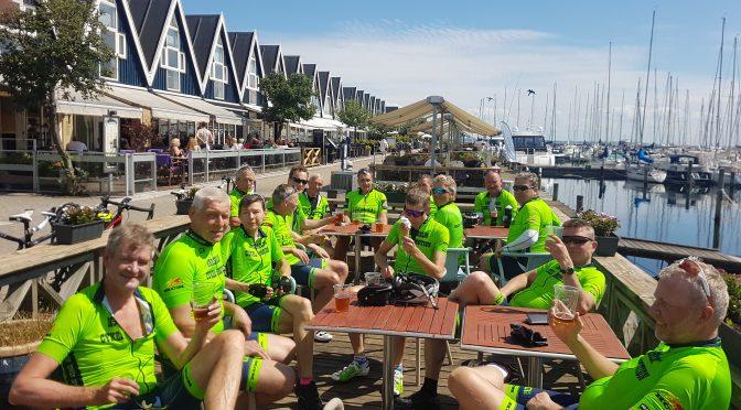 Sankthanstur med afslutning på Rungsted Havn.