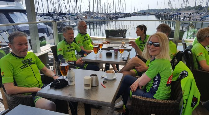 HCM møde på Rungsted Havn